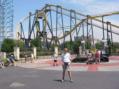 Coaster Trips: 2003: Six Flags Over Texas