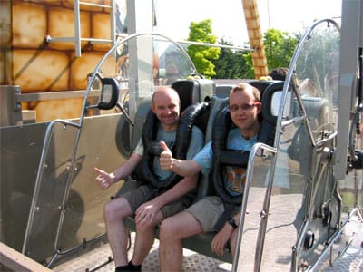 The Booster Ride