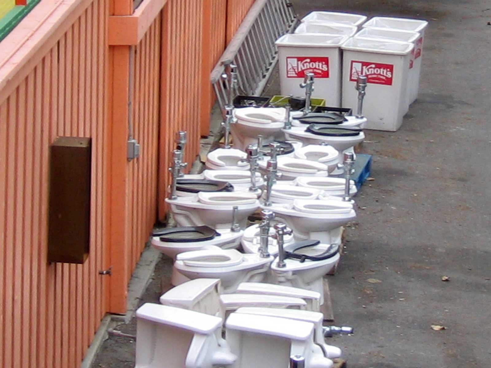 Parts For Portable Toilets For Sale In Ventura County