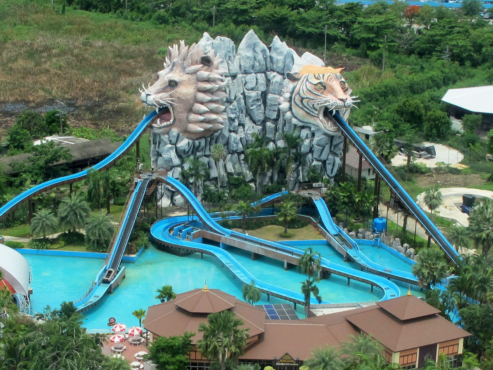 Image result for siam park flume ride