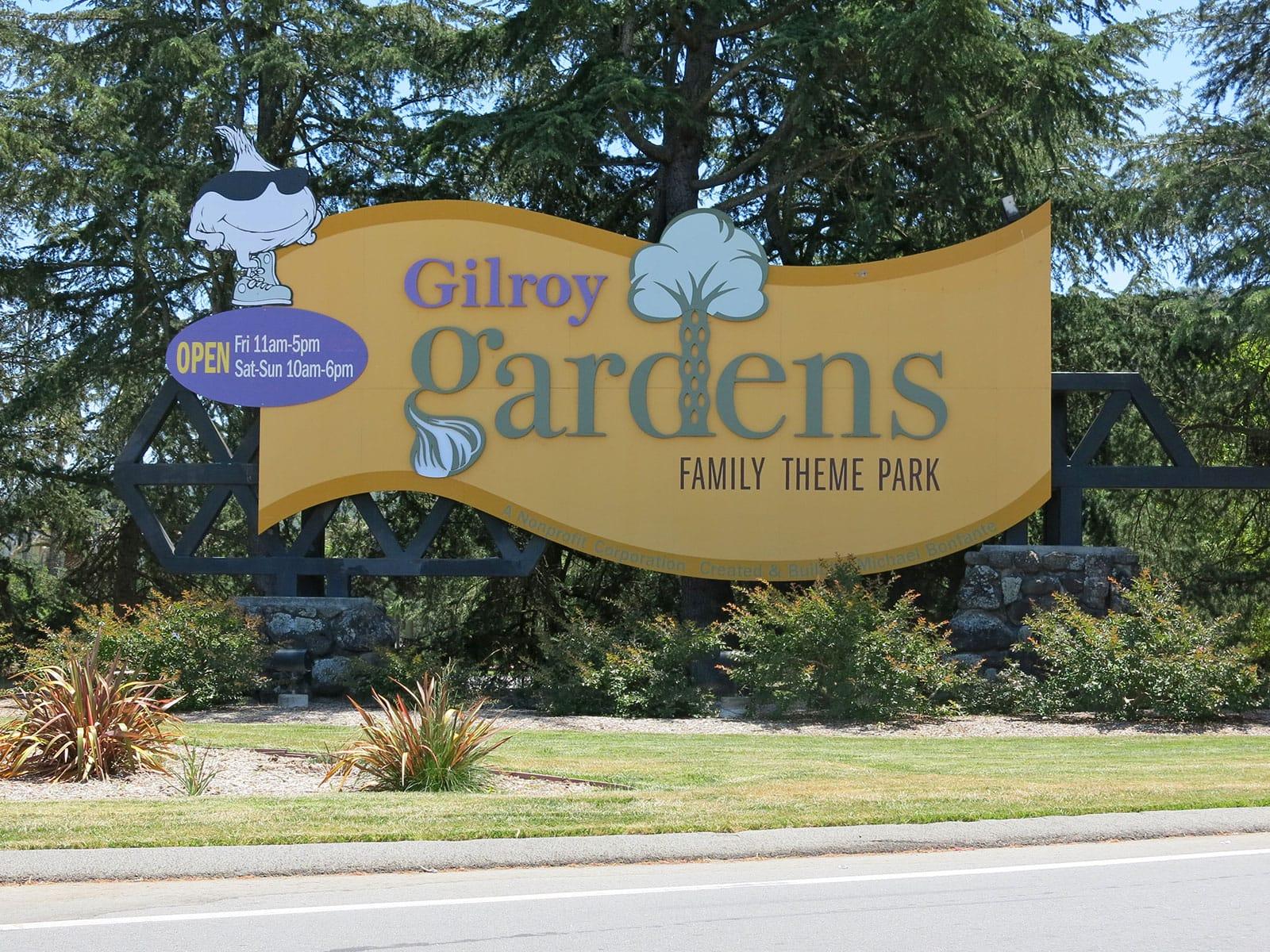 Coaster Trips 2014 Gilroy Gardens Santa Cruz Beach
