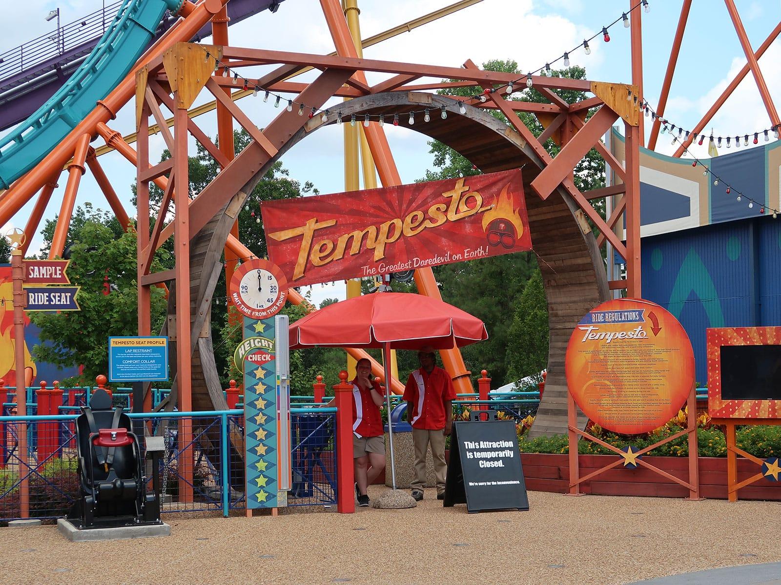 Coaster Trips 2016 Busch Gardens Williamsburg Go Karts Plus